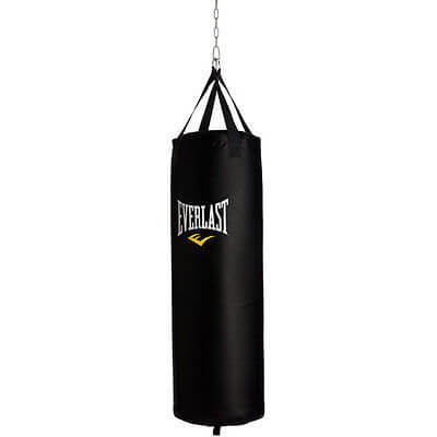 6. Everlast 70-Pound Poly Canvas Heavy Bag