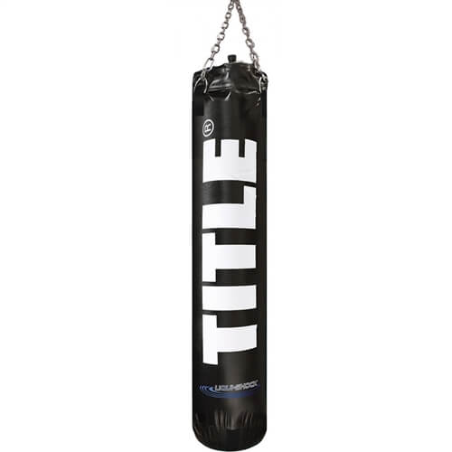 4. TITLE LiquiShockTM Foam & Water Heavy Bag