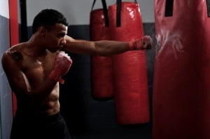 Powerful boxing exercises