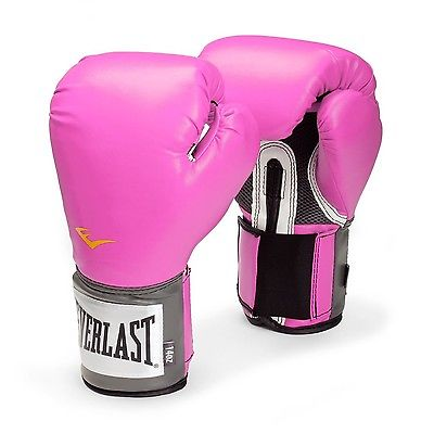 1. Everlast Women's Pro Style Training Gloves