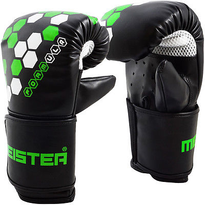 3. Meister Pro Boxing Gloves w/ Wrist Support (Pair)
