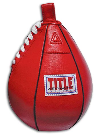 1. TITLE Classic Speed Bag