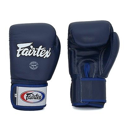 1. Fairtex Muay Thai Boxing Training Sparring Gloves