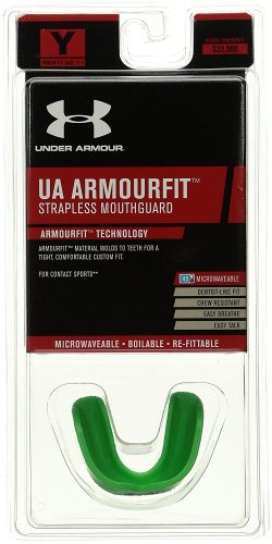 7. Under Armour Mouthwear