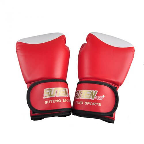kickboxing gloves material