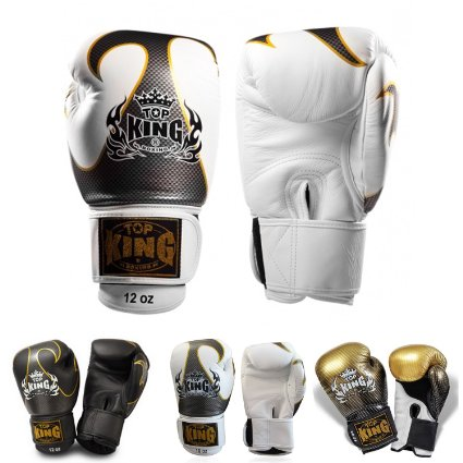 3. Top King Gloves for Training and Sparring Muay Thai, Boxing, Kickboxing, MMA