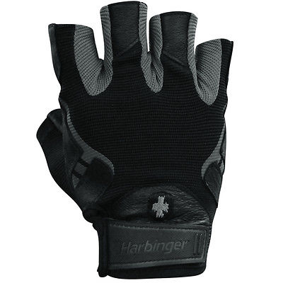 6. New Ventilated Weight Lifting Gloves