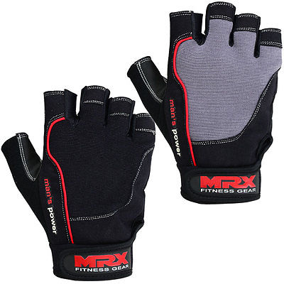 10. NEW Weight Lifting Gloves