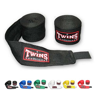 7. Twins Special Muay Thai Boxing Handwraps