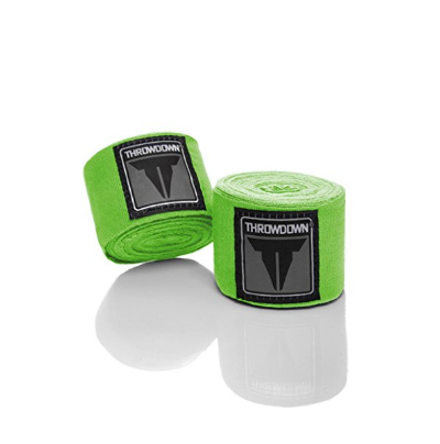 10. Throwdown MMA/Boxing Premium Handwraps