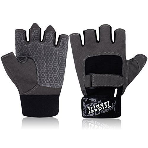 5. Trideer Weight Lifting Gloves