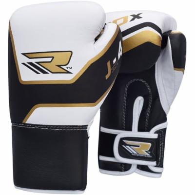 4. RDX Maya Hide Leather Kids Boxing Gloves