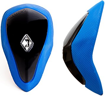 4. Diamond MMA Athletic Cup Groin Protector w/ Soft Rim – Shock Absorbent, No-Shift