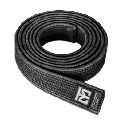 2. MOOTO Taekwondo Mooin Special Washed Black Belt