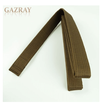 9. Gazray Martial Art Belt