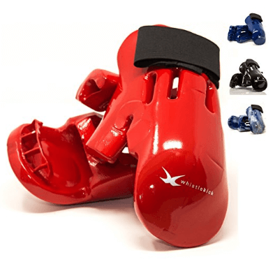 7. Whistlekick Pair Martial Arts Gloves