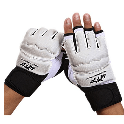 9. Wonzone Half Finger Taekwondo Training Boxing Gloves
