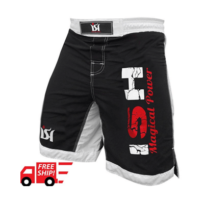 3. MMA Fight Kick Boxing Shorts Muay Thai Kick Boxing Clothing Uniform