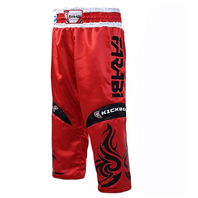 5. Farabi Kickboxing Trousers Pants Mix Martial Arts Uniform