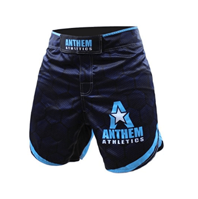 7. Anthem Athletics Defiance Kickboxing Shorts – Muay Thai, MMA, BJJ