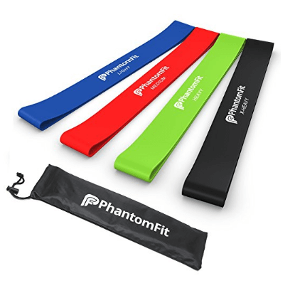 6. Phantom Fit Resistance Loop Bands