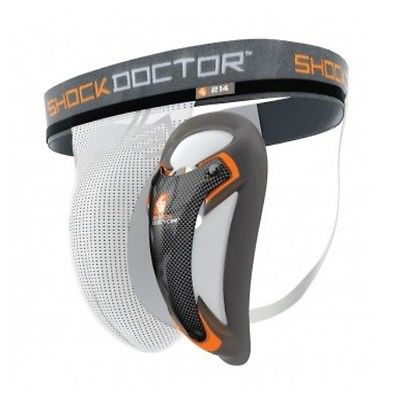 9. Shock Doctor Men's Ultra Supporter with Ultra Carbon Flex Cup