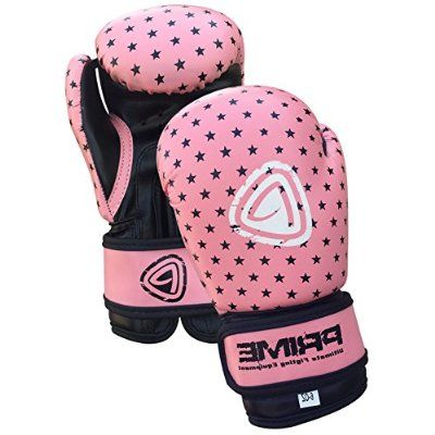 10. Prime Kids Boxing Gloves Mitts MMA Sparring gloves