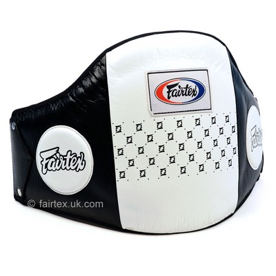 5. Fairtex Leather Belly Pad