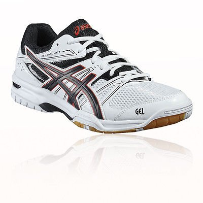 2. Asics Men's GEL-Rocket 7 Volleyball Shoe