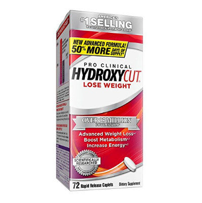8. Pro Clinical Hydroxycut