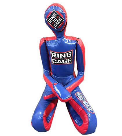 7. Ring to Cage Deluxe MMA G&P Grappling Dummy 3.0