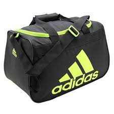 1. Adidas Diablo Small Duffle Bag