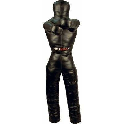 9. Title Freestyle Throwing & Grappling dummy