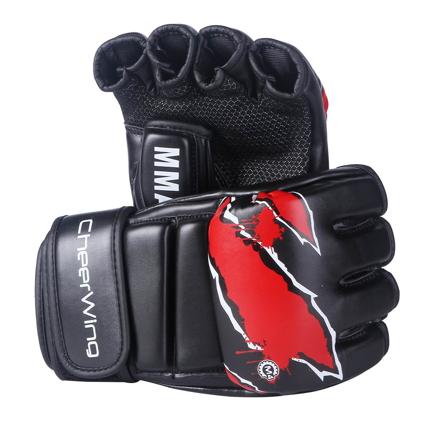 1. Cheerwing Sparring Gloves