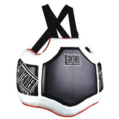 2. Contender Fight Sports Body Protector