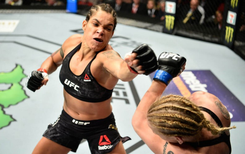 Pro Fighter Profile: Amanda Nunes