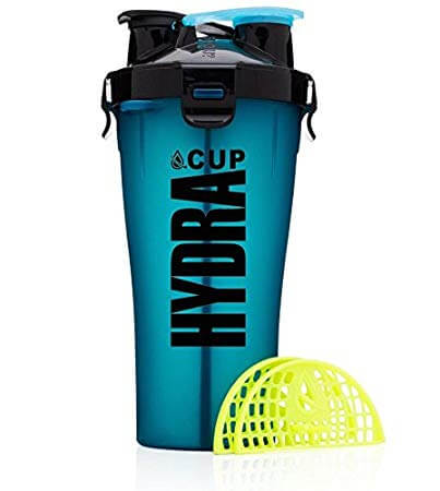 image of Hydra Cup 2.0 best shaker bottles