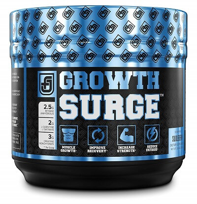 GROWTH SURGE Muscle Builder