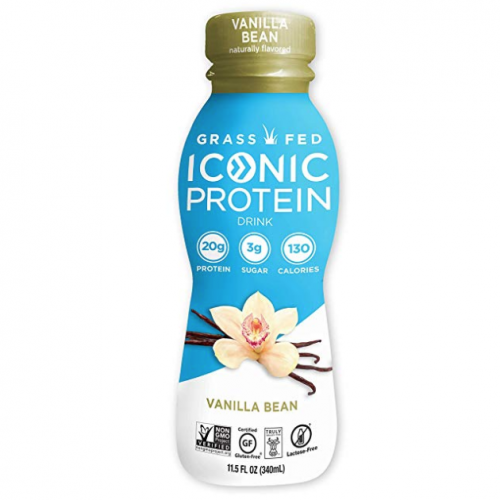 1. Iconic Protein Grass Fed