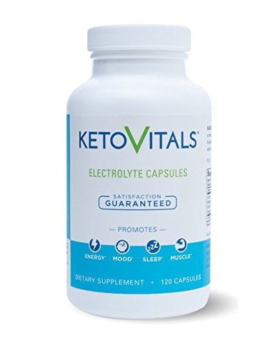 Keto Vitals Electrolyte Capsules Fighting Report