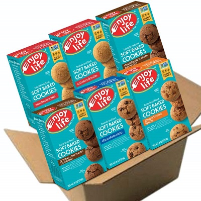 Enjoy Life Soft Baked Cookies Fighting REport