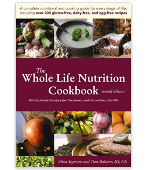 Whole Life Nutrition Cookbook Fighting Report
