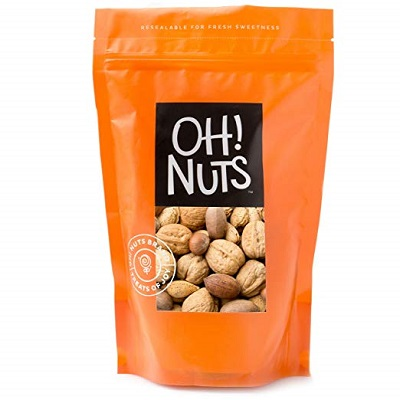Oh! Nuts Mixed Fighting Report
