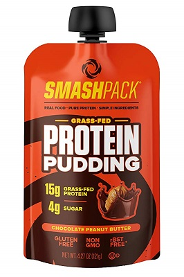 SmashPack Protein Pudding Fighting report