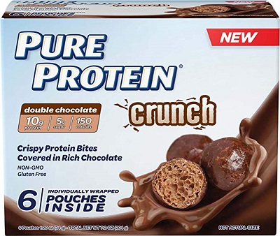 Pure Protein Crunch Fighting Report