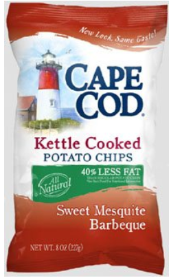 Cape Cod Kettle Cooked