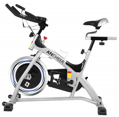ANCHEER Indoor Cycling best exercise bikes