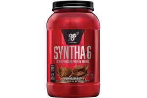 An in depth review of the BSN SYNTHA-6 Protein Powder in 2018