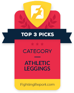 Best Athletic Leggings That Compliment Your Body Reviewed