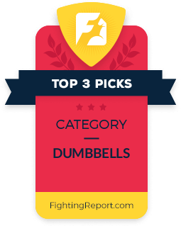 Best Dumbbells for Home Use & Gym Reviewed